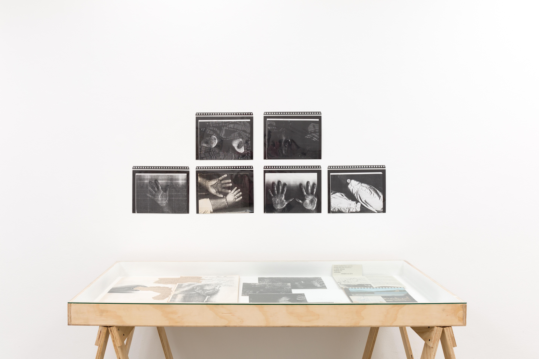Vista general de la exposición Frecuencia Doméstica Parando el mundo y Icono natural y proyectual